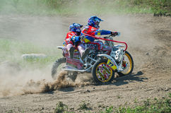 Trike racers Royalty Free Stock Images