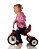 Trike Rider Stock Photos