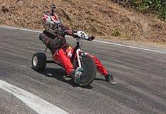Trike slide Stock Photo