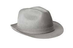 Trilby hat Stock Photos