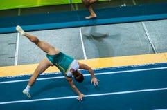 Trilha acrobática fotos de stock royalty free