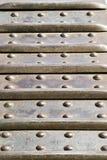 Trilha de lagarta antiquíssima Fotos de Stock Royalty Free