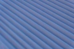 Trilha de Skiiing pela textura do sumário da máquina Imagens de Stock Royalty Free