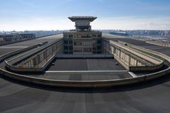 Trilha do teste do telhado Imagens de Stock Royalty Free
