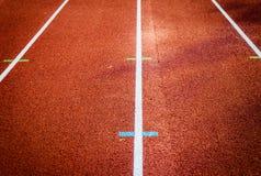 trilha para números running e pistas das competições fotografia de stock
