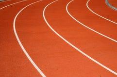Trilha Running Fotografia de Stock Royalty Free