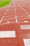 Trilha running ao ar livre Fotografia de Stock Royalty Free