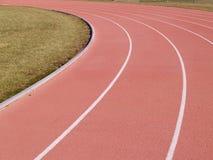 trilha running ao ar livre Imagens de Stock
