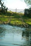Trilha rural Fotografia de Stock