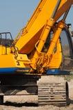 Trilhas do escavador Imagens de Stock