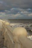 Trilho do gelo Imagem de Stock Royalty Free