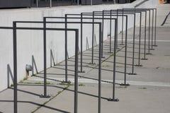 Trilhos da bicicleta fotografia de stock royalty free