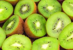 Trillende dichte omhooggaand van het kiwifruit Royalty-vrije Stock Fotografie