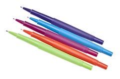 Trillende Pennen Stock Foto