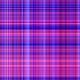 Trillende roze en blauwe lijnenachtergrond. Royalty-vrije Stock Foto