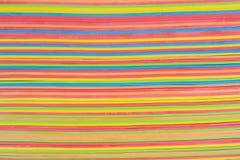 Rubber stroken horizontaal patroon Stock Foto
