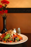 Trillende salade stock afbeeldingen