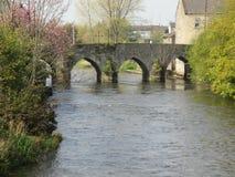 Trim Castle Bridge Stock Image