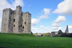 Trim castle, Ireland Stock Photo
