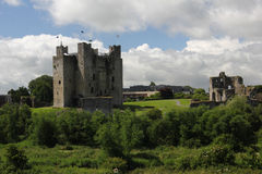 Trim Castle Royalty Free Stock Photography