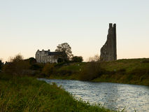 Trim town. Ireland. Stock Photo