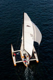 Trimaran Royalty Free Stock Photos