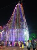Trimbakeshwar imagem de stock