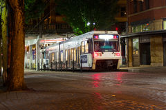 TriMet express royalty free stock images
