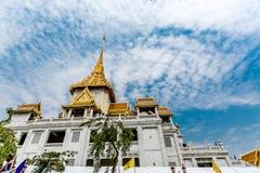 Trimitr di Wat, Bangkok Tailandia Immagini Stock Libere da Diritti
