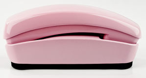 Trimline Style Touch Tone Telephone Royalty Free Stock Images