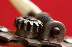 trimma för gitarrpinne Fotografering för Bildbyråer