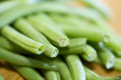 Trimmed Beans Royalty Free Stock Photo