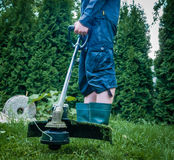 Trimmer Royalty Free Stock Photography