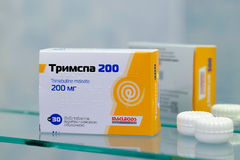 Trimpspa 200 for the Ukrainian Market Royalty Free Stock Image