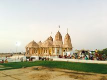 Trimurti temple Stock Photography