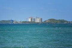 Trincomalee Bucht- und Prima-Fabrik Lizenzfreies Stockfoto