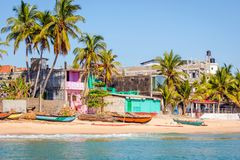 Trincomalee, Sri Lanka photographie stock