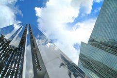 Trindade de cristal da catedral Foto de Stock
