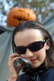 Trindade de Halloween Fotografia de Stock Royalty Free
