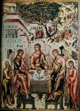 Trindade santamente do ícone Foto de Stock Royalty Free