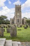 Trindade santamente, Loddon, Norfolk Imagens de Stock Royalty Free