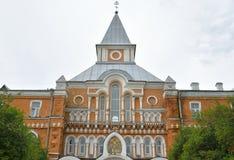 Trindade santamente Sergius Maritime Men Monastery imagens de stock royalty free
