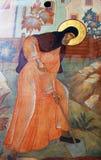 Trindade Sergius Lavra em Rússia Fotografia de Stock Royalty Free