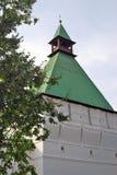 Trindade Sergius Lavra, Sergiev Posad, Rússia Mundo Herit do UNESCO Fotos de Stock