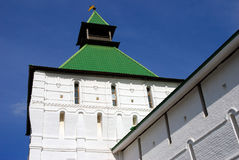 Trindade Sergius Lavra, Sergiev Posad, Rússia Mundo Herit do UNESCO Fotos de Stock Royalty Free