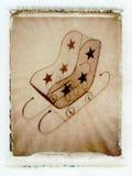 Trineo Imagen de archivo