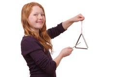 Triángulo Imagen de archivo libre de regalías