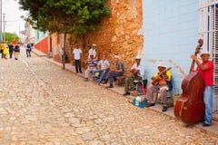 Trinidad Band image libre de droits