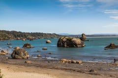 Trinidad Bay California Imagen de archivo libre de regalías