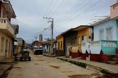 Trinidad City Cuba Caribbean Kuba Sancti Spiritus foto de stock royalty free